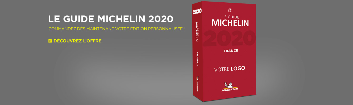 Le guide MICHELIN 2016